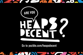 ARE YOU HEAPS DECENT?