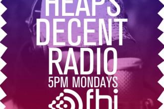 Heaps Decent Radio